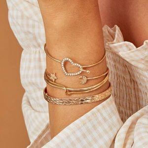 4 Piece Bracelet Set ✨